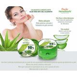 Creme Aloe Vera 98% Hidratante Aqua Facial E Corpo Profit