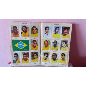 Album Original Copa Do Mundo 1970 Mexico