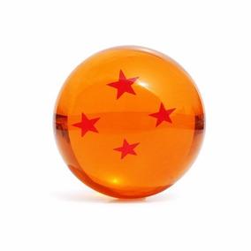 Esfera Do Dragao Dragon Ball Tamanho Original 7,5 Cm Resina