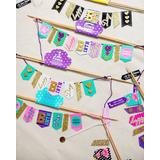 Banderines Para Tortas (cake Topper) Full Color