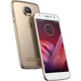 Motorola Moto Z2 Play 4gb Ram 64gb Oro 4g Lte Libre De Fab