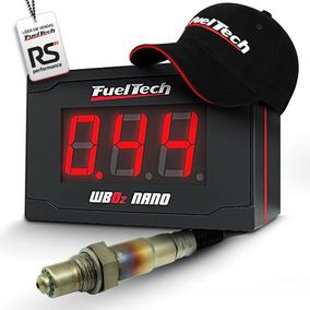 Fueltech Wideband Meter Nano Sonda Bosch Chicote 2 Metros
