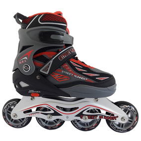 Rollers Profesional Rojo T 39-42 Extensible Abec 13 30307