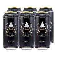 Andes Origen Negra. Cerveza . 473ml X 6- Tomate Algo® -
