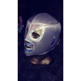 Mascara De Luchador Santo Para Adulto Envio Gratis