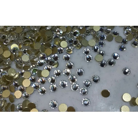 Cartera Piedra #20 100% Cristal Swarovski Decoracion Uñas