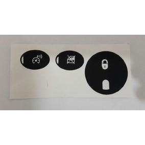 Adesivo Restauração Painel C3 Kit Para 3 Botões Alerta