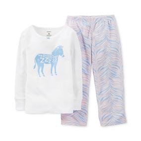 Ropa Carters Hermosa Pijama Para Niña Talla 5 Años G15