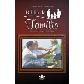 Bíblia Da Família - Estudos De Jaime E Judith Kemp