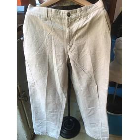 Pantalon Columbia Campismo Pesca 34x32 100% Algodon