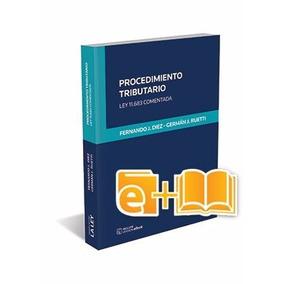 Procedimiento Tributario. Ley 11.683 (ebook)