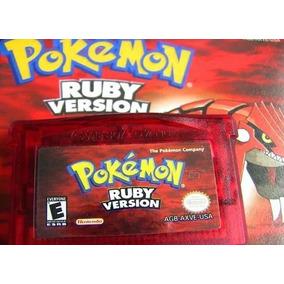 Gba: Pokémon Ruby
