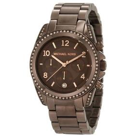 d1d525ee910dd Relogio Michael Kors Mk5493 Original - Relógios De Pulso no Mercado ...