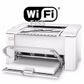 Impressora Hp Laserjet Pro M102w Wifi 110v - Original