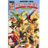 Livro Guerras Secretas Edição Especial Hq Marvel Lacrado
