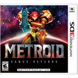 ¡¡¡ Metroid Samus Returns Para Nintendo 3ds En Wholegames !!