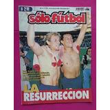 Solo Futbol N° 666 Año 1998, Boca 4 Vs Independiente 0