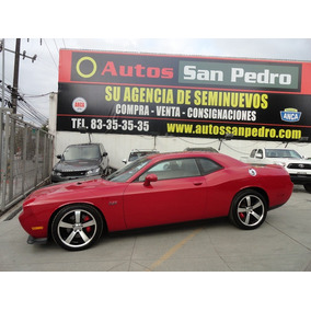 Dodge Challenger 6.4 Srt 8 392 V8 Gamuza-piel Q-c R20 At