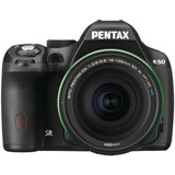 Camara Pentax K-50 Réflex Digital Con Lente 18-135 Mm Nueva!