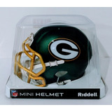 Packers Mini Casco Coleccionable Marca Riddell