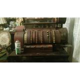 Antigua Máquina Registradora National