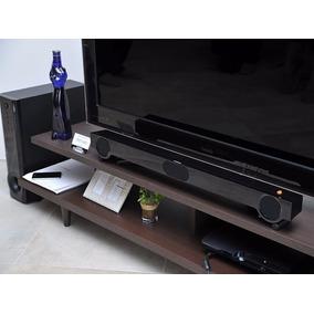 Barra De Sonido + Bajo + Receiver ( Amplificador ) Yamaha