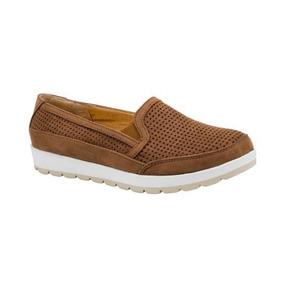 Zapato Confort Shosh 154183 Cafe Pcf 1-18