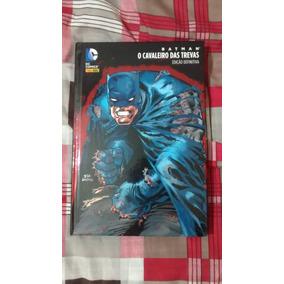 Batman O Cavaleiro Das Trevas - Edição Definitiva/capa Dura