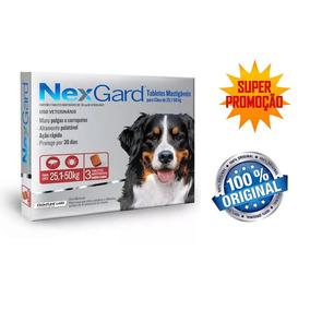 Nexgard Gg (25 A 50kg) 3 Comprimidos