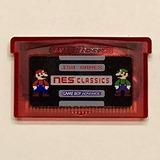 Cartucho 150 En 1 Game Boy Advance Gba Clasicos De Nes Nuevo