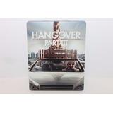 Blu Ray Que Paso Ayer ? Hangover Part Iii + Dvd Steel Book