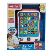 Tablet I-fun Pad De Aprendizaje Bebe 2271 Original Winfun