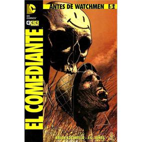 Revista: El Comediante, Antes De Watchmen N°5 (ecc)