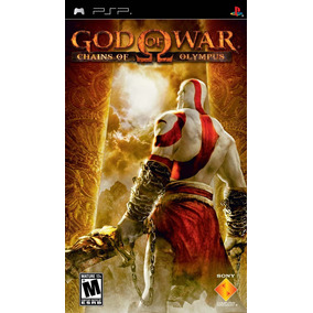God Of War Chain Of Olympus Juego Psp Imperdible!