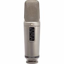 Rode Nt2a Microfono Multipatrón + Suspensión - P/ Estudio *