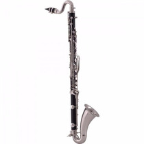 Clarone Bb Clarinete Baixo Harmonics Bakelite Hcl-580