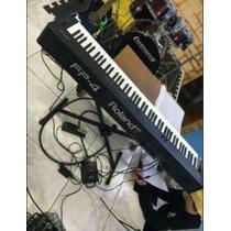 Piano Digital Roland Fp-4