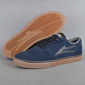 Zapatillas De Skate Lakai Manchester Navy