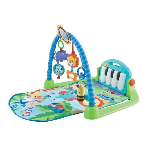 Gimnasio Alfombra Manta Piano Musical Con Colgantes Duck