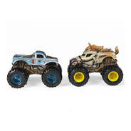 Monster Jam Truck Carrinhos Horse Power X W 1:64 Sunny 2020
