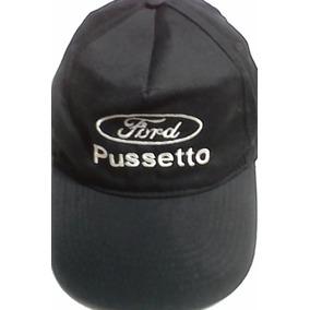 Ford -gorra Tela Nautica Azul Marino -retro -con Viscera - a6571bc6075