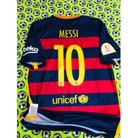 cb4111700bf96 Camisetas De Niño De Barcelona Messi en Mercado Libre México