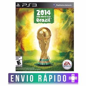 Fifa World Cup Brazil 2014 Ps3 Cod Psn Envio Veloz