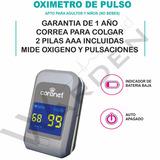 Oximetro Saturometro De Pulso Coronet Anmat Local A La Calle