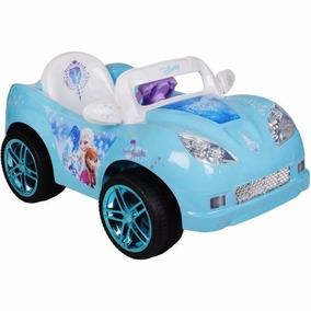 Carrito Electrico Infantil 6v. Frozen