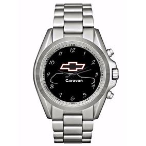 Relógio De Pulso Personalizado Chevrolet Caravan Ss 6cc Gm
