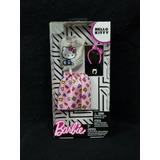 Barbie Fashion Conjunto Falda Y Blusa Hello Kitty