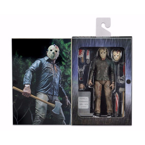Ultimate Jason Voorhees 18cm Neca Friday The 13th Parte Fina