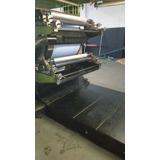 Impressora Flexografica Thunder 4 Cores 1000