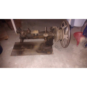 Maquina Antigua De Coser Lonas